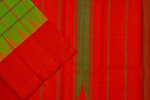 Sita mahalakshmi kanjivaram silk saree PSSM05SMLRJK190911