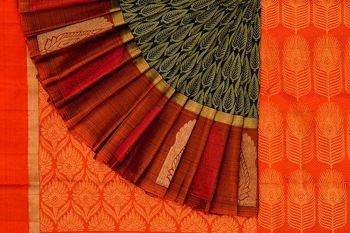 Kanjivaram silk saree SS1567