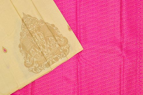 Kanjivaram silk saree SS1710