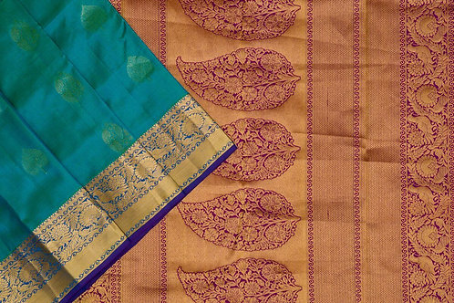 Amrith weaves creation soft silk saree PSAC090191