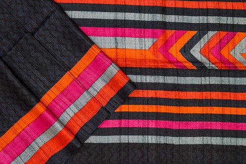 Weavers studio tussar silk saree PSWS140008