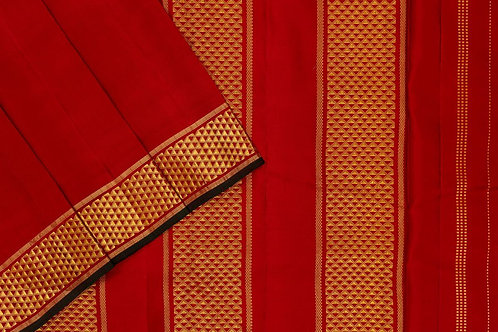 Shreenivas silks nine and a half yards silk saree PSSR012006