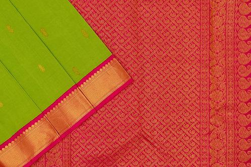 Kanjivaram silk saree SS2122