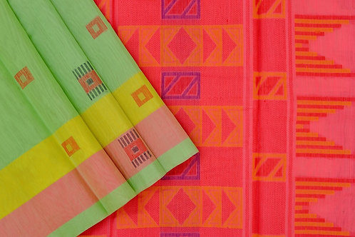 Kamal vasthralaya silk cotton saree PSKV070056