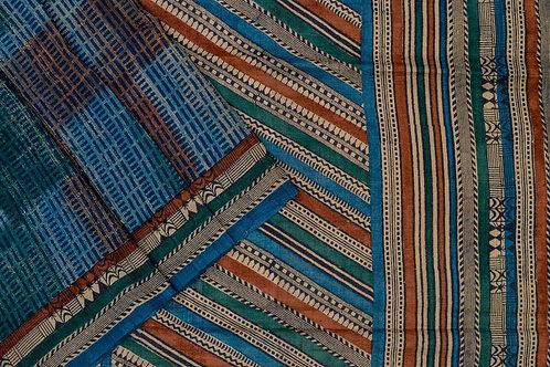 Weavers studio tussar silk saree PSWS140013
