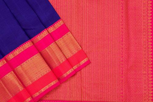 Kanjivaram silk saree SS1614