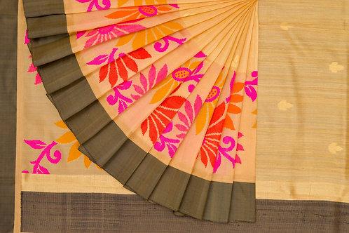 Organic silk saree SS1247