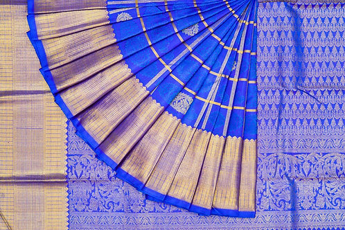 Kanjivaram silk saree SS1582