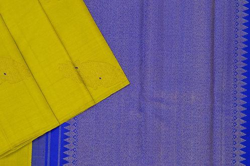 Kanjivaram silk saree SS1778
