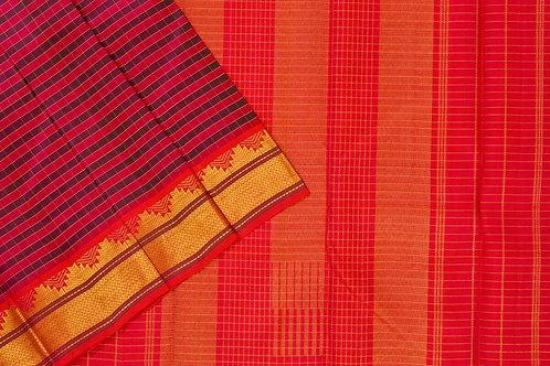 Kanjivaram silk saree SS1789