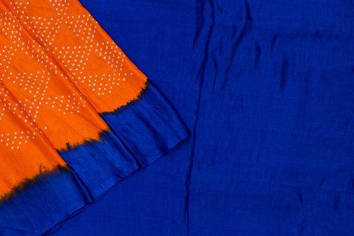 Coorv designs gajji silk saree PSCO110081