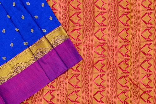 Amrith weaves creation soft silk saree PSAC090009