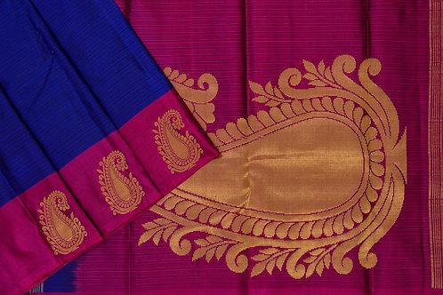 Amrith weaves creation soft silk saree PSAC090167