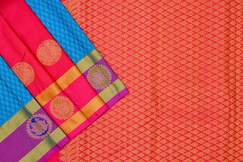 Shreenivas silks Kanjivaram silk saree PSSR011713