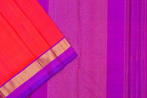 Kanjivaram silk saree SS1750