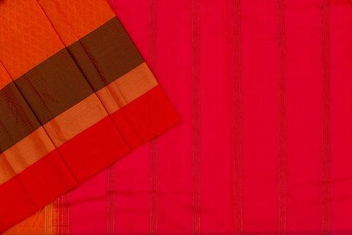 Blended silk saree SS2027