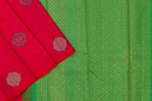 Kanjivaram silk saree SS1939