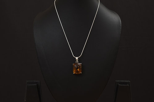 Lasya Pendant with chain LA0045
