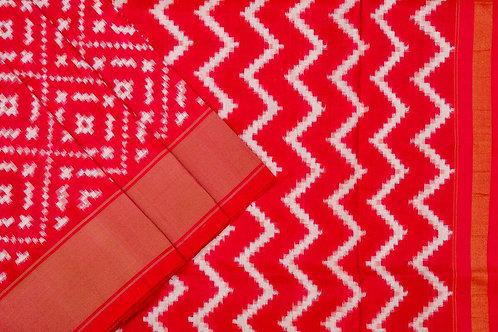 Indo fabric pochampalli silk saree PSIF060023