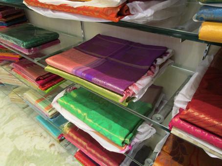 Tips to maintain pure silk sarees