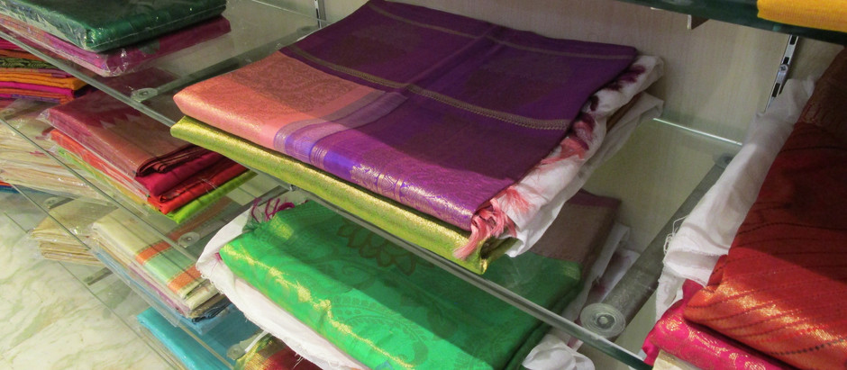Tips to maintain pure silk sarees