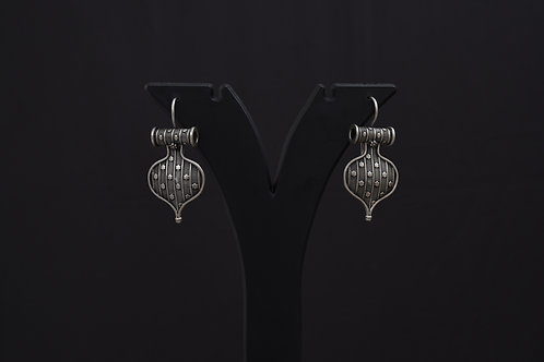 Alankrita Silver Earrings PSAL1003A