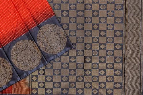 Soft silk saree TL034
