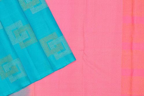 Amrith weaves creation soft silk saree PSAC090116