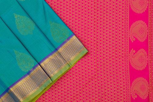 Amrith weaves creation soft silk saree PSAC090076