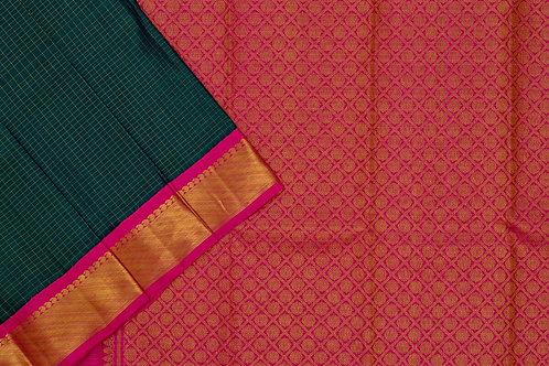 Kanjivaram silk saree SS1908
