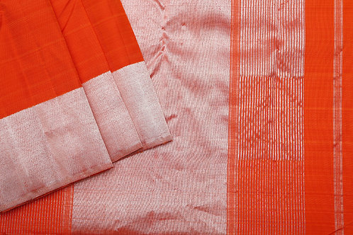Tharakaram kanjivaram silk saree PSTK040011