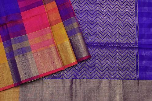 Tharakaram dupion silk saree PSTK040069