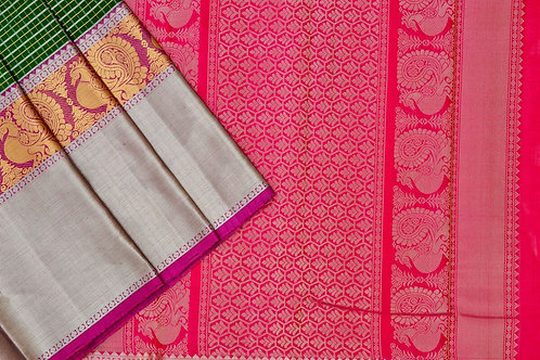 Kamal vastralaya Soft silk saree PSKV070084