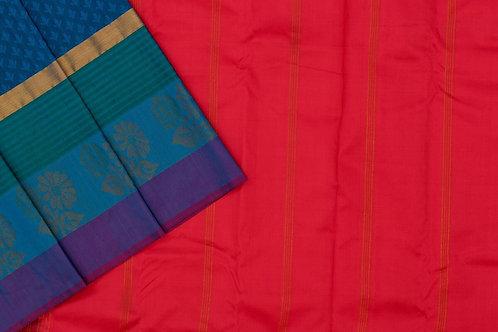 Blended silk saree SS2212