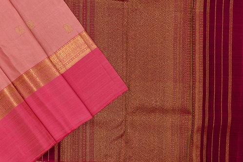 Sita mahalakshmi kanjivaram silk saree PSSM05SMLGAV201130