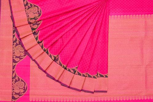 Bridal Kanjivaram silk saree SS939