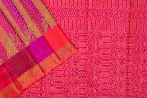 Kanjivaram silk saree SS1737