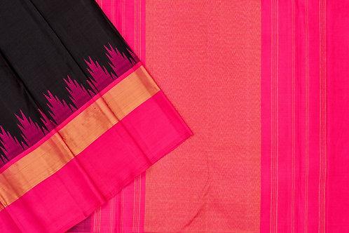Kanjivaram silk saree SS1866
