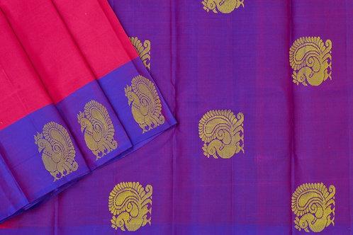 Amrith weaves creation soft silk saree PSAC090014