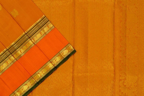 Kanjivaram silk saree SS1772