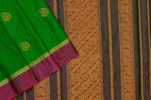 Amrith weaves creation soft silk saree PSAC090209