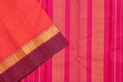Kanjivaram silk saree SS1873