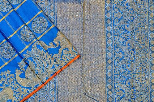 Kanjivaram silk saree SS1728