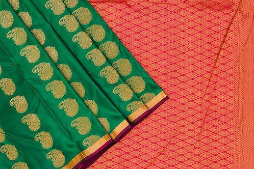 Shreenivas silks Soft silk saree PSSR011476