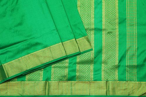 Tharakaram nine and a half yards silk saree PSTK040136