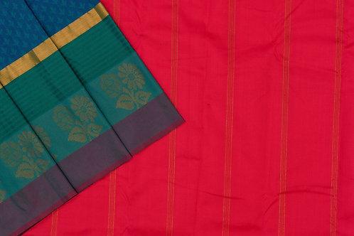 Blended silk saree SS2208
