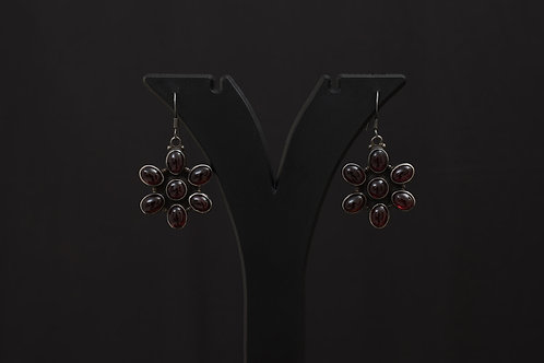 Lasya Silver Earrings LA0022