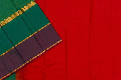 Blended silk saree SS2047