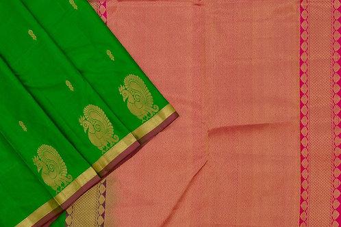 Amrith weaves creation soft silk saree PSAC090205