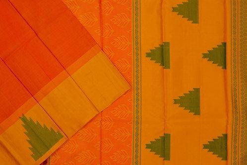 Sita mahalakshmi kanjivaram silk saree PSSM05SMLRJK190686